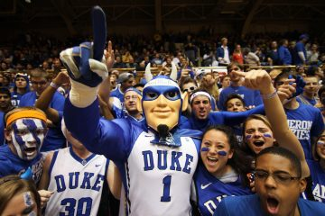 Strong Duke Rushes Through Charlottesville And Defeats Virginia Cavaliers, 81-71
