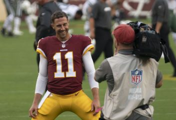Redskins QB Alex Smith Battling With More Problems After His Surgery