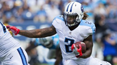 Tennessee Titans' Derrick Henry Blows Up Jaguars Defense On TNF With 4 TD's - Titans Win 30-9