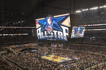 Team USA Gets Even With Team World For The Last Year's Loss At The All-Star Rising Stars Challenge, 161-144
