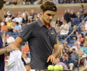Roger Federer Eliminates US Hope Taylor Fritz, And Sets A Clash Against Greek Favorite Tsitsipas