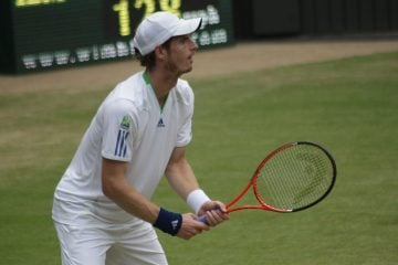 Andy Murray Falls In The First Round Of The Australian Open To Roberto Bautista Agut