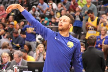 Golden State's Late Charge Breaks Down Feisty Utah Jazz At The Oracle Arena, 115-108