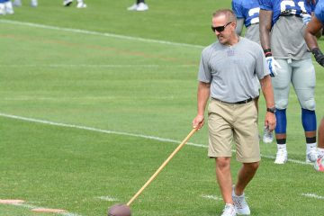 Kansas City Chiefs Hire Steve Spagnuolo To be New Defensive Coordinator