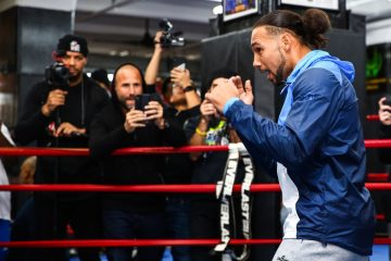 Keith Thurman Favored To Win Against Josesito Lopez Despite 22 Month Absence From The Ring