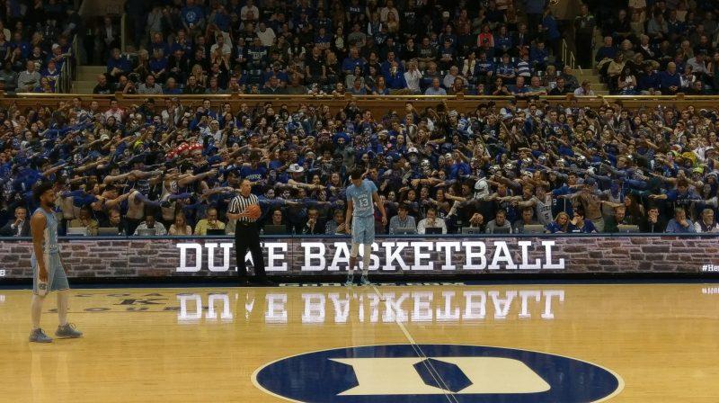 North Carolina Taar Heels Defeat Duke Blue Devils After Zion Williamson's Injury, 88-72