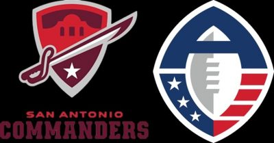 San Antonio Commanders Win AAF Opener Over San Diego Fleet 15-6