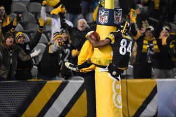 Antonio Brown Left Steelers On Three Occasions Last Season