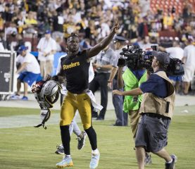 Meeting With Antonio Brown, Steelers President Goes Well; Time For Brown To Move On