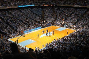 UNC/Duke Meet Tonight In Huge College Basketball Showdown