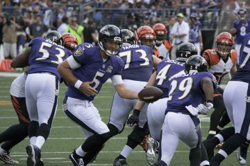 Baltimore Ravens Agree To Send Joe Flacco To The Denver Broncos