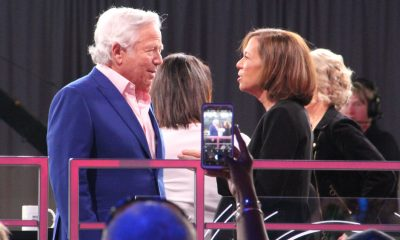 Patriots Owner Robert Kraft Charged With Two Counts Solicitation In Prostitution Sting