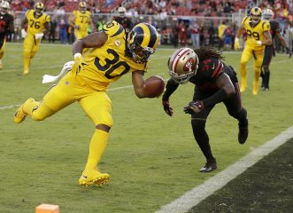 Todd Gurley's Knee Injury Was Worse Than The Rams Thought