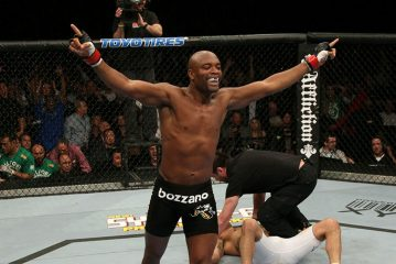 Anderson Silva To Face Jared Cannonier At UFC 237 In Brazil On May 11th
