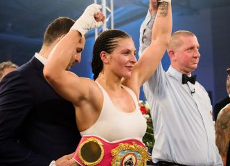 Biggest Fight In Women's Boxing History To Take Place April 13 – Shields vs. Hammer