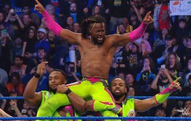 Kofi Kingston Gets A WWE Championship Title Match Against Daniel Bryan At Fastlane