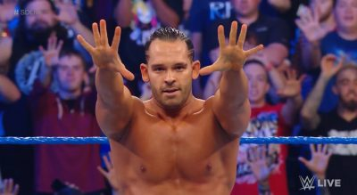 Tye Dillinger Takes To Social Media Announcing He Has Requested A Release From His WWE Contract