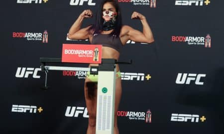 Marvin Vettori and Cynthia Calvillo Post Wins at the UFC on ESPN 10