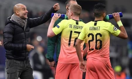Manchester City Demolishes Burnely, 5-0