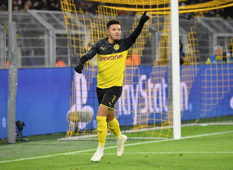 Jurgen Klopp Praises Dortmund's Jadon Sancho