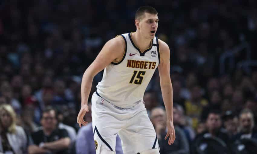 Nikola Jokic Wins the 2021 NBA MVP Award