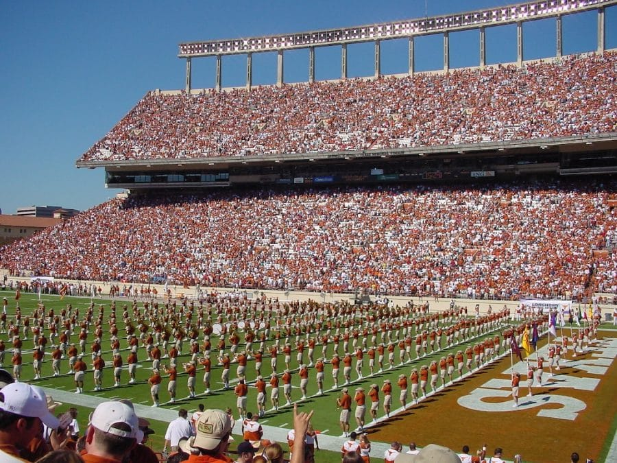 13 University of Texas Longhorns Football Players Test Positive For COVID-19