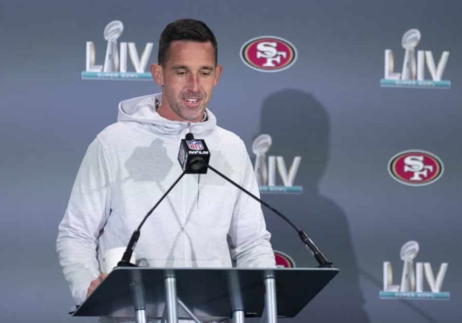 Kyle Shanahan Signs a Six-Year Contract Extension With the 49ers