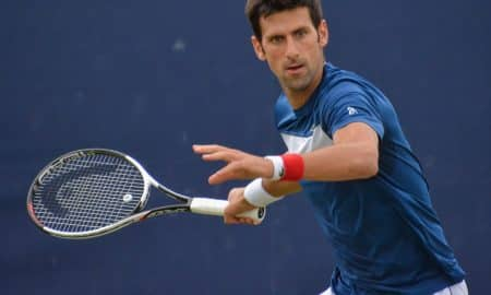 Novak Djokovic Positive for COVID-19