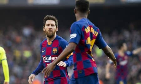 Barcelona Tumbles at Home, Atletico Madrid Snaps One Point, 2-2