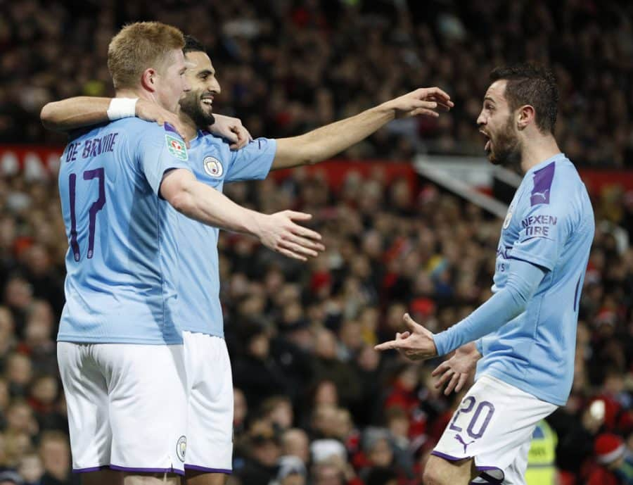 Manchester City Sets a New English Record, Posts 15 Consecutive Wins