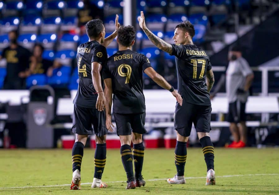 Mixed Success for LA Teams, LAFC in Round of 16, Galaxy Ends Its Participation