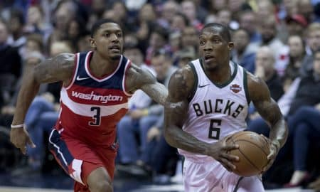 Milwaukee Bucks SG Eric Bledsoe Positive For COVID-19