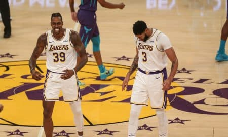 Anthony Davis' Buzzer-Beater Saves the Lakers, LA Beats Denver Nuggets, 105-103