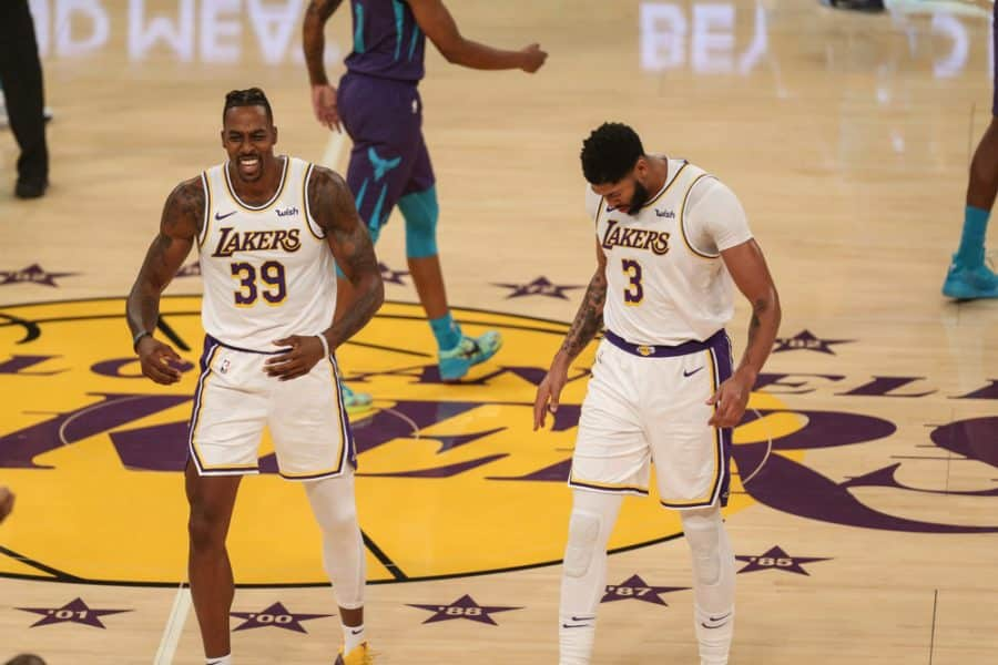 Anthony Davis' Clutch Three Lifts the Lakers To a 3-1 in The NBA Finals Against Miami