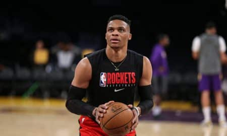 Westbrook and Houston Rockets Utilize Milwaukee's Turnovers, Beat the Bucks 120-116