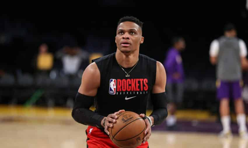 Houston Rockets and Washington Wizards to Execute Westbrook-Wall Switch