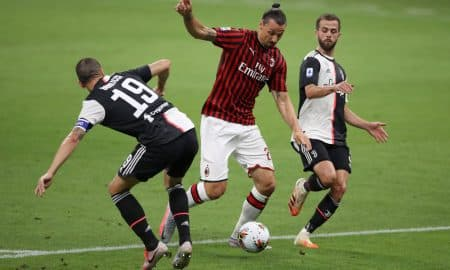 Zlatan Ibrahimovic's Two Goals not Enough To Win, AC Milan vs. AS Roma, 3-3