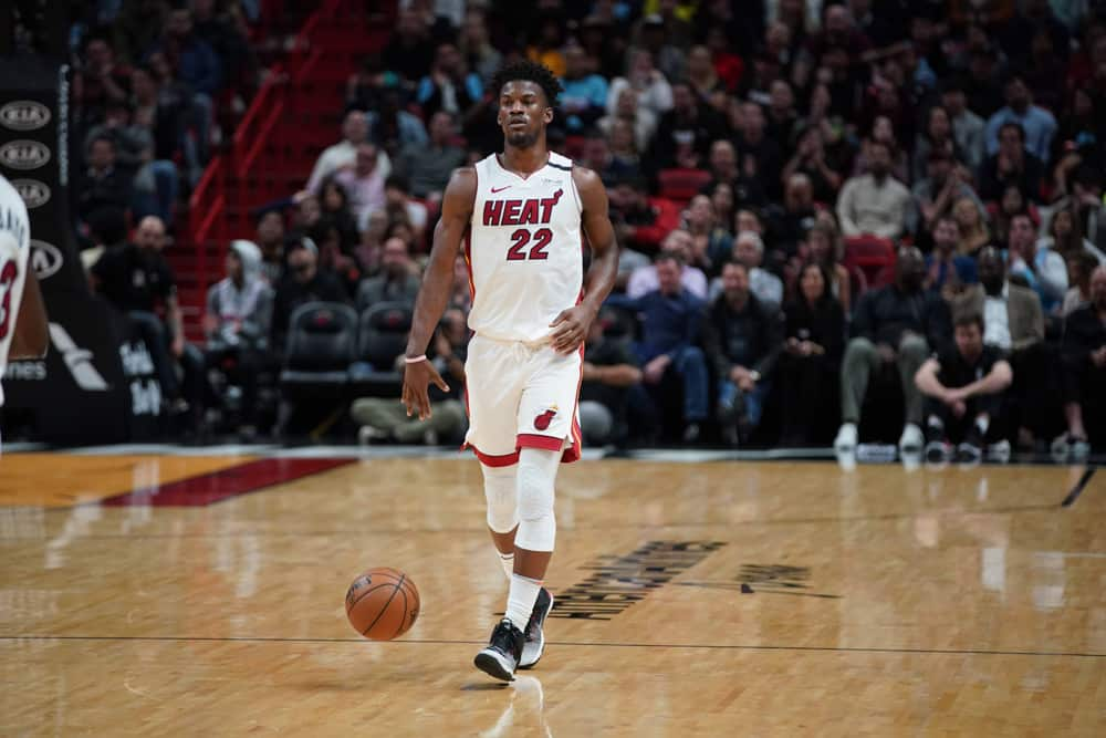 Miami Heat Defeat the Utah Jazz, Win Five in a Row, 124-116