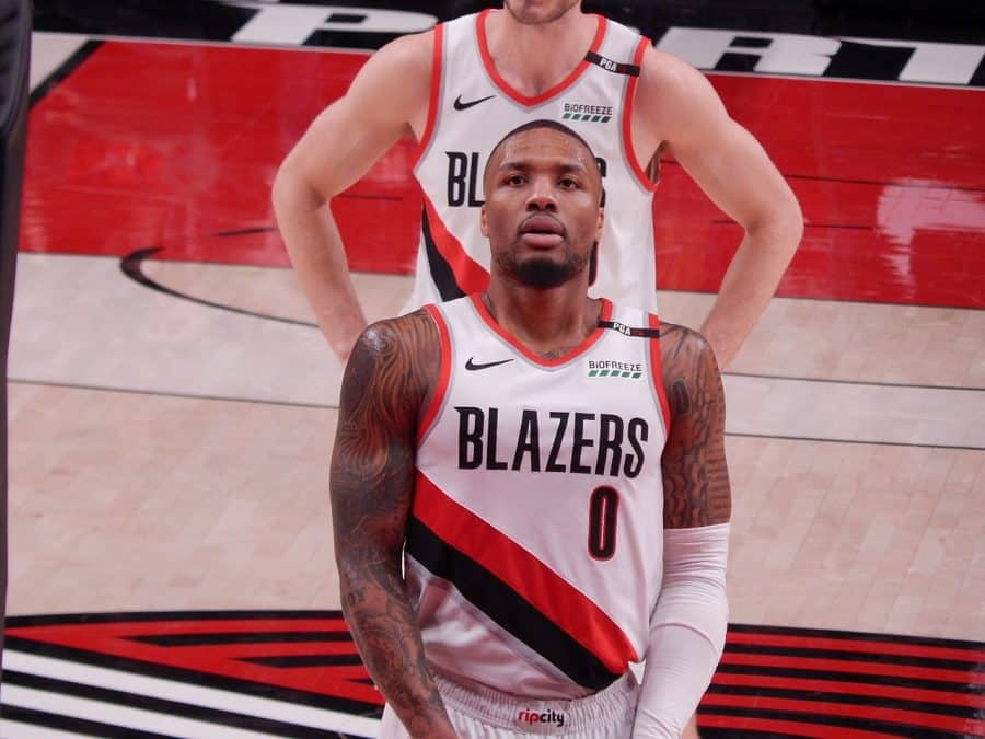 Portland Trail Blazers Post a Very Important Win, Take Down Houston Rockets, 110-102