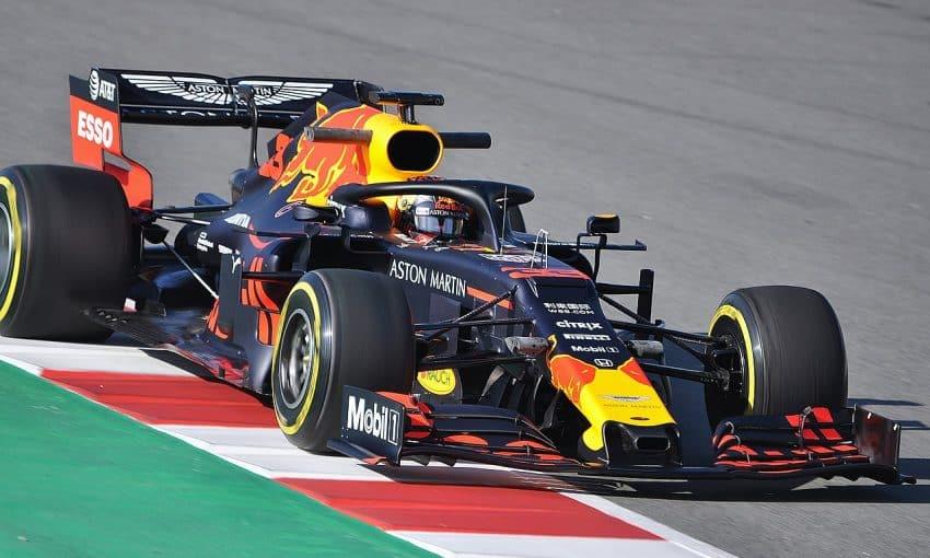 Max Verstappen Beats Mercedes, Wins the 70th Anniversary Grand Prix in Silverstone