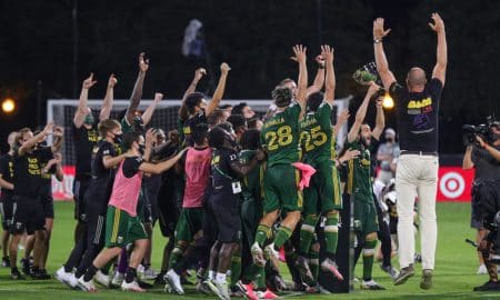 Portland Timbers Win the MLS is Back Tournament, Defeat Orlando City, 2-1
