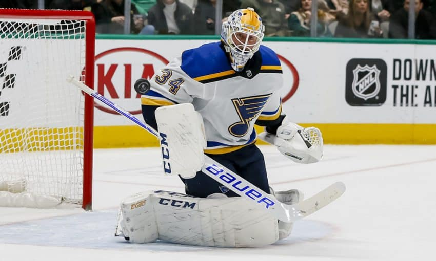 Montreal Canadiens Add Goaltender Jake Allen From St. Louis Blues