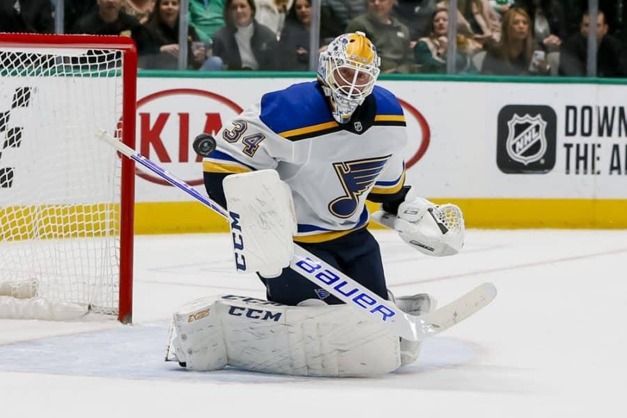 Montreal Canadiens Add Goaltender Jake Allen From St. Louis Blues