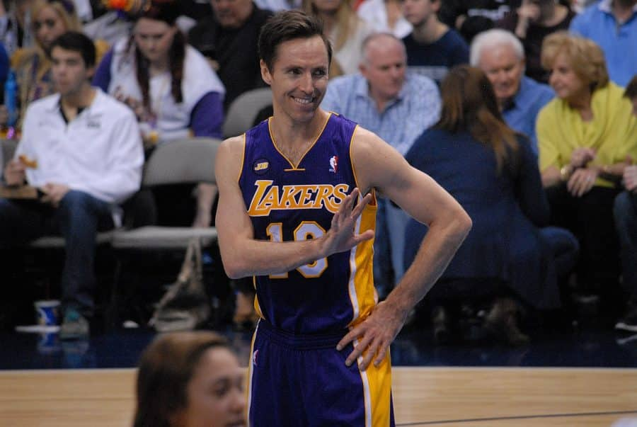 Brooklyn Nets Name Steve Nash As New Head Coach; Signs Four-Year Deal
