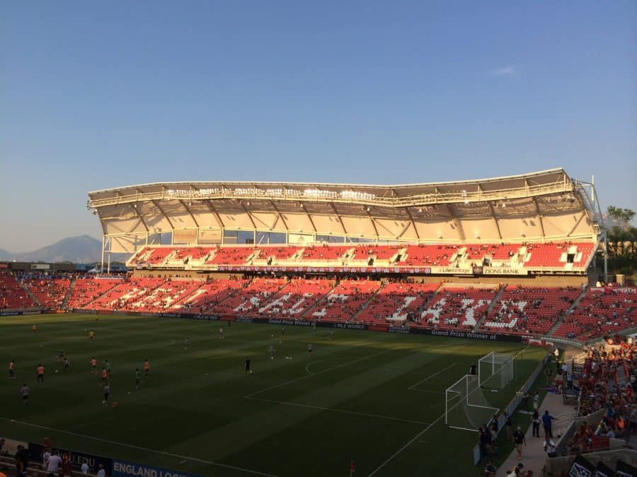 Real Salt Lake's Clinical Finishing Provides a Difference Against LAFC, 3-0
