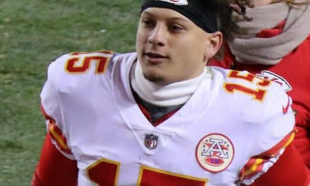 Mahomes Ready to Play on Sunday, Antonio Brown to Miss Green Bay