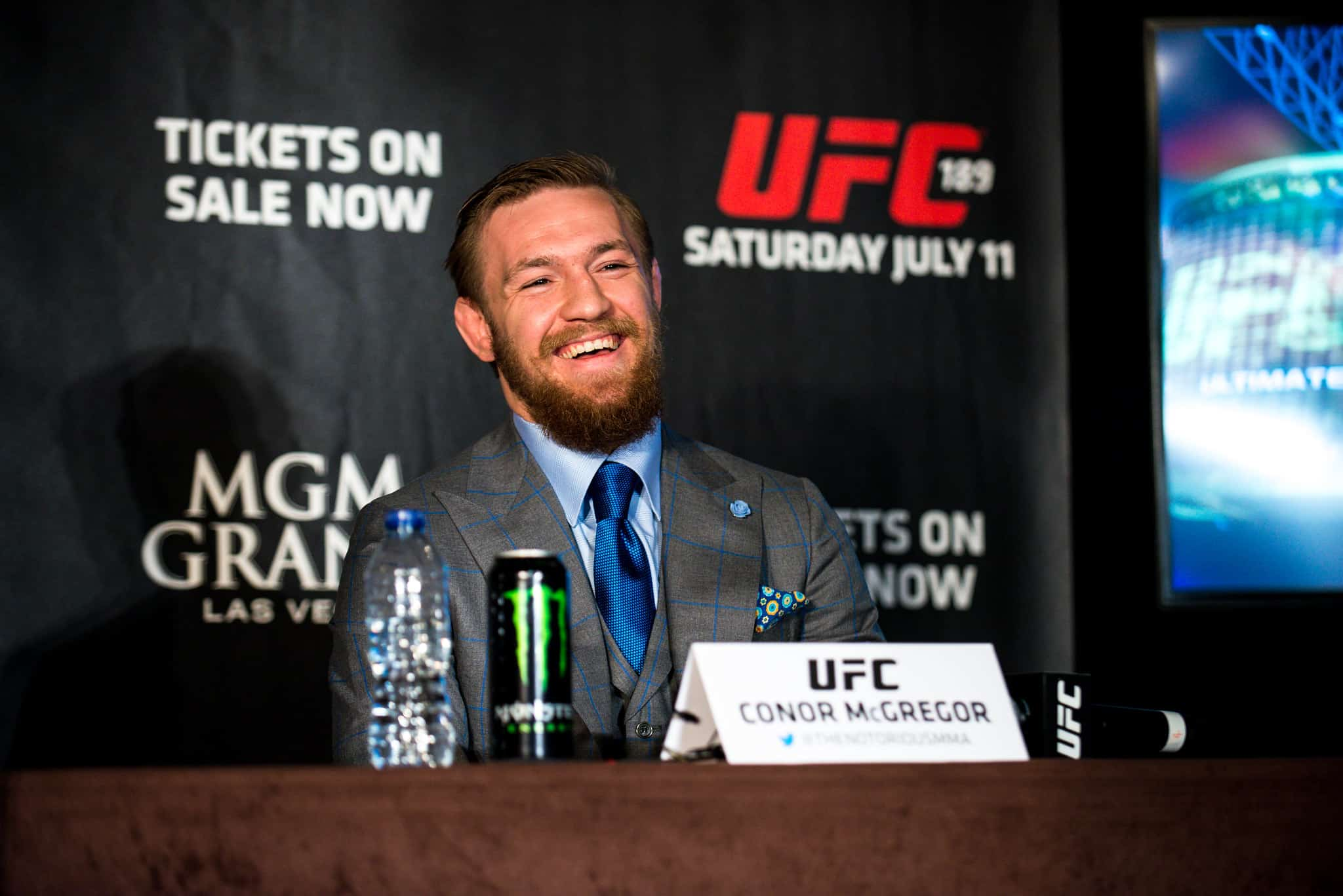 Conor McGregor and Dustin Poirier to Highlight UFC 264, Per Sources