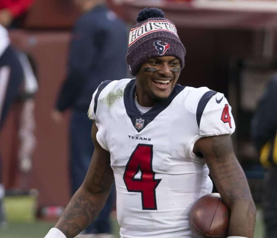 Deshaun Watson Leads Houston Texans to a Thanksgiving Day Victory vs. Detroit Lions, 41-25