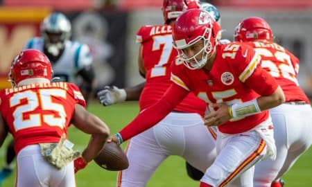 Patrick Mahomes Makes Progress But Still in Concussion Protocol