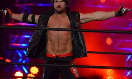 AJ Styles Schedules A Title Showdown Against Drew McIntyre At WWE TLC on Dec 20